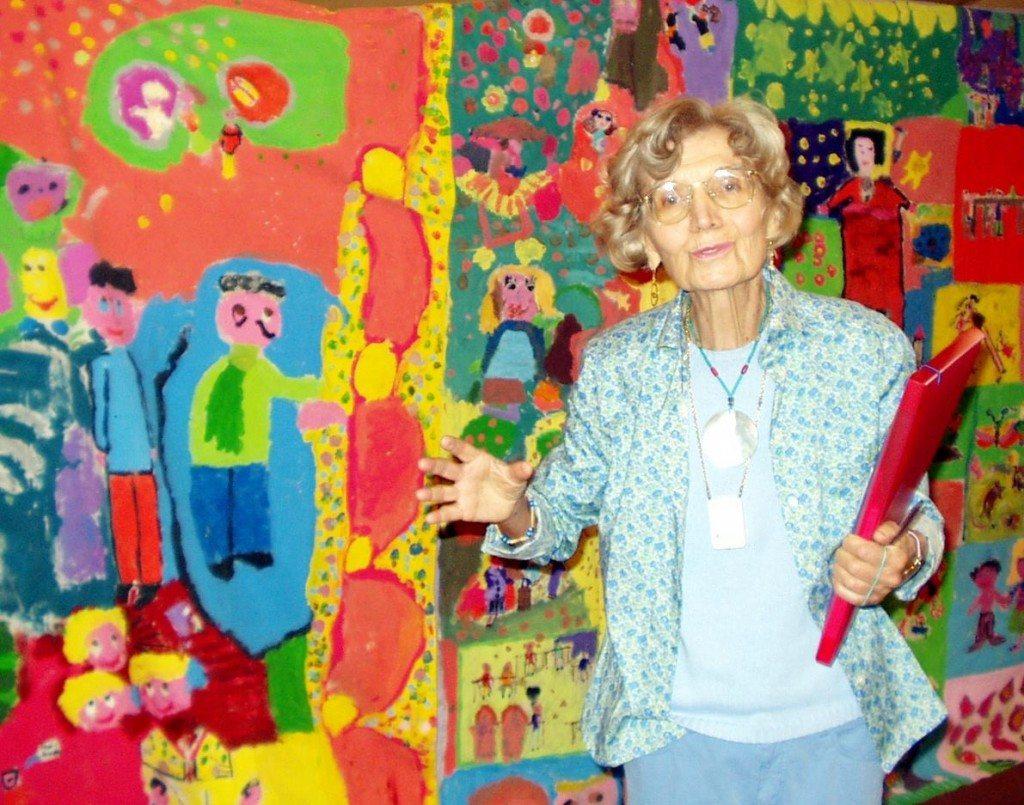 Idana Pescioli : la mia maestra all'università